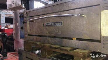 Печь подовая электрическая bakers pride ep8-3836 предназначена для