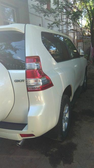 Toyota Land Cruiser Prado 2.7 л. 2014 | 4000 км