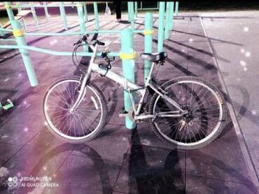 Продается корейский велосипед осталось одна штука недорого