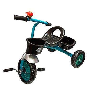 велосипеды для детей форвард в Кыргызстан: Велосипед трёхколёсный.Беспрерывное катание для детей 2-4 лет на новом