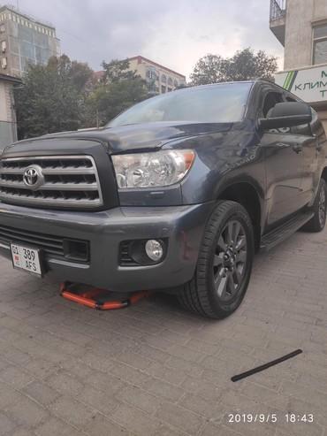 хорошы в Кыргызстан: Toyota Sequoia 5.7 л. 2010 | 192000 км