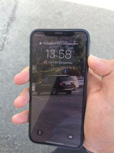 IPhone X | 64 GB | Boz (Space Gray) | İşlənmiş