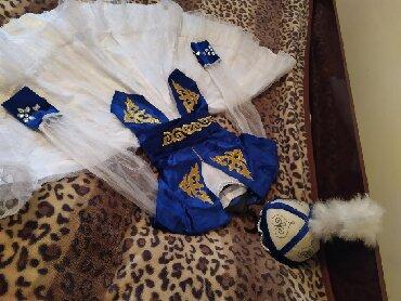 льняные вязаные платья в Кыргызстан: Платье Деловое By Swan XL