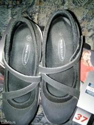 Ženska obuća | Sremska Kamenica: Walkmaxx ballerinas cipelice. Očuvane br. 37 ali manji kalup. Ove