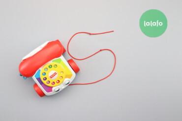 "Игрушки - Украина: Дитяча іграшка-каталка ""Веселий телефон"" Fisher-Price    Довжина: 17 с"