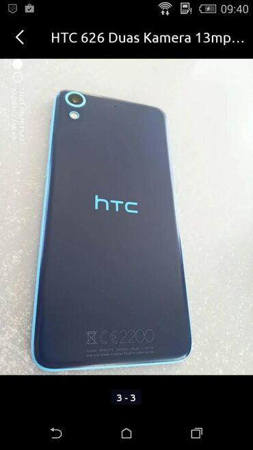 HTC Azərbaycanda: HTC Satiram.seliqeli iwlenib.real aliciya endrim edecem