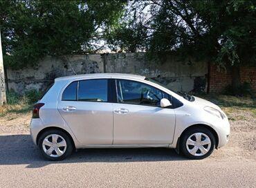 автомобиль toyota yaris в Кыргызстан: Toyota Yaris 1.3 л. 2010 | 170000 км