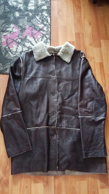 Krzneni kaputi | Leskovac: Kozna jakna vel.42 bez ostecenja