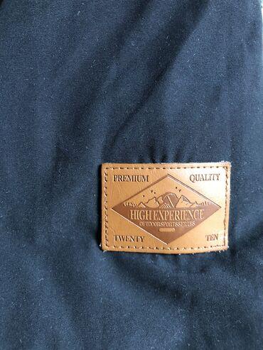 Продаю чёрную зимнюю куртку, носил один сезон Производство Германское