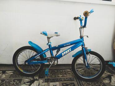 Почти новый велосипед, катались это лето. 4000 сом. Продаем потому что