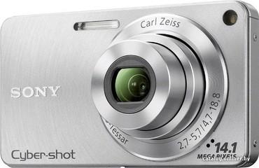 "Sony Cyber-shot DSC-W350 (2.7"" 6.9cm, 14.1MPix, 640x480, SD/MS Pro в Бишкек"