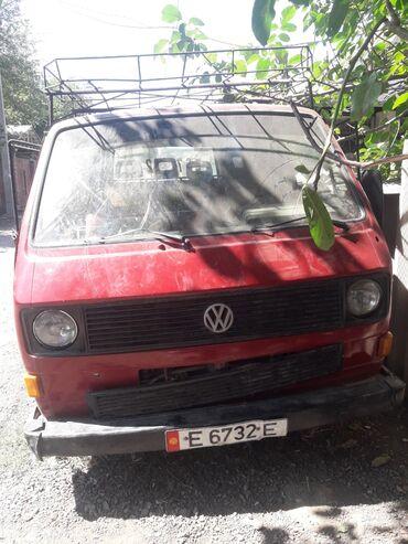 Volkswagen Transporter 1986 | 69428 км