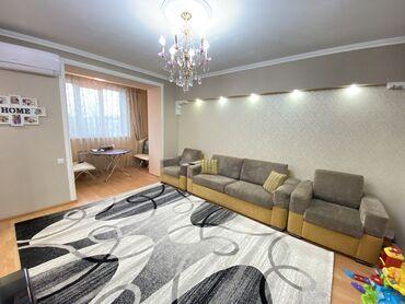 Продажа квартир - Бишкек: Индивидуалка, 3 комнаты, 73 кв. м Бронированные двери, Видеонаблюдение, Дизайнерский ремонт