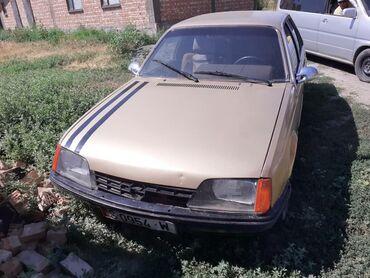 Opel - Кыргызстан: Opel Rekord 1.8 л. 1983
