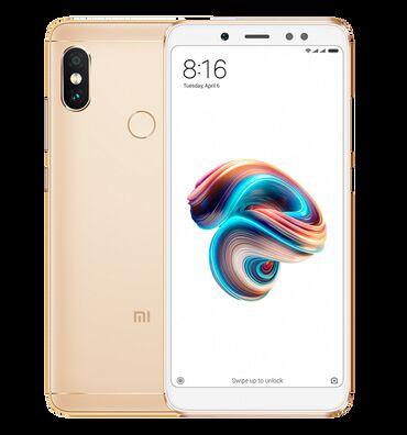 xiaomi redmi note 2 в Азербайджан: Xiaomi Redmi Note 5 64 ГБ Золотой