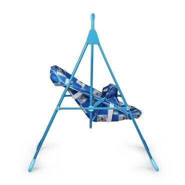Качели ветерок для самых маленьких детей с положением спинки лежа