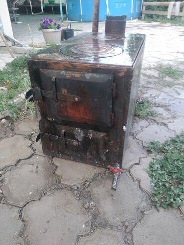 Все для дома и сада в Кок-Ой: Котел уголь электричество! Отличное состояние! Год стоял.Труба 2м