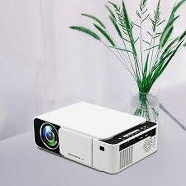 Портативный проектор T5 Projector 3000 Lumens HD LED Особенности:С