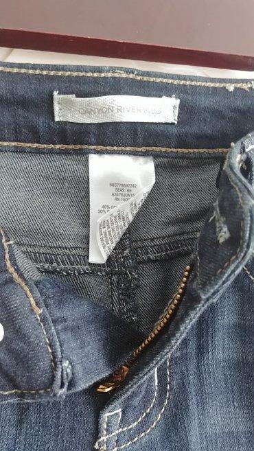 джинсы. размер не подошел из америки. на 10-12 лет. в Бишкек