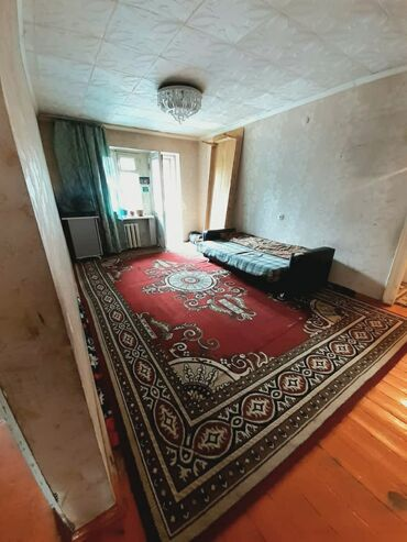 ������������ 3 �� ������������������ ���������������� �� �������������� в Кыргызстан: Хрущевка, 3 комнаты, 55 кв. м