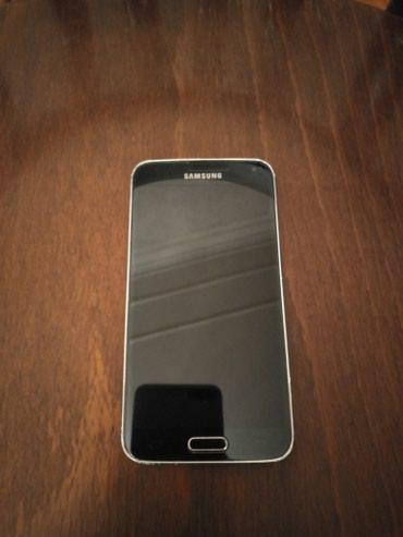 Bakı şəhərində Samsung Galaxy S5 LTE G900FD Satılır. Əla vəziyyətdə tam