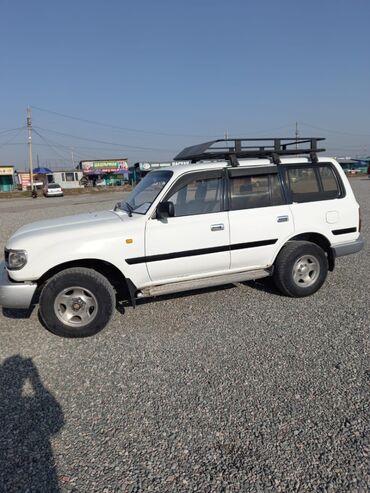 багажники на авто in Кыргызстан | АКСЕССУАРЫ ДЛЯ АВТО: Toyota Land Cruiser 4.5 л. 1996 | 320000 км