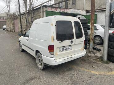 Nəqliyyat - Azərbaycan: Volkswagen Caddy 1.6 l. 1999 | 329000 km