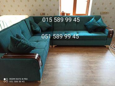 Kunc divanlar satilir 650 manat ve her cur olcu ve rengdeAcilan