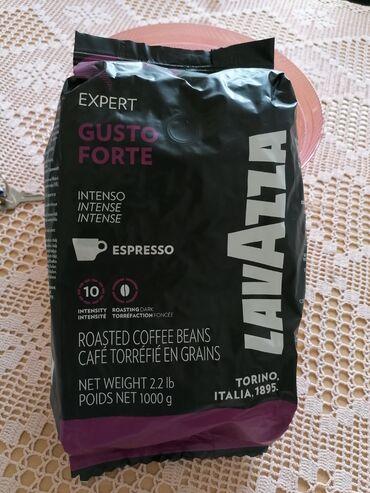 Ostalo | Futog: Kafa LAVAZZA u zrnu 1000g.Vakumirano pakovanje. dobar rok trajanja