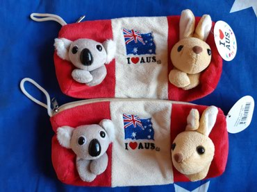 Neseser peratonica Australia.Uvoz iz Australije,cena je za komad - Belgrade