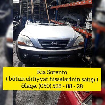 kia-carens - Azərbaycan: Kia Sorento