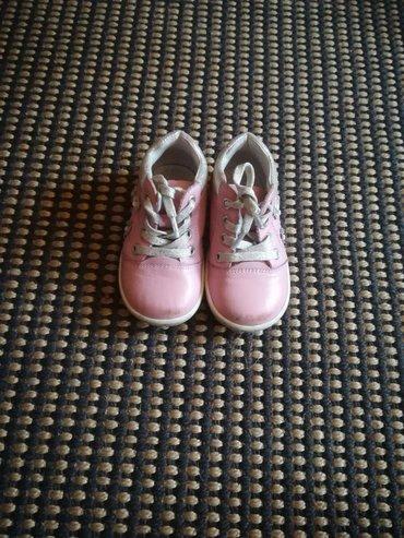 Dečija odeća i obuća - Crvenka: Decije roze cipelice br. 22