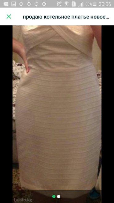 Продаю платье новое, нежно розового цвета mango в Бишкек