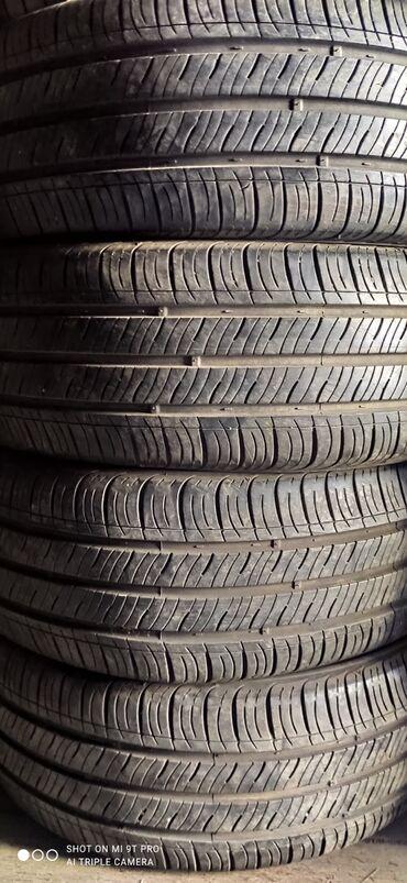 Шины и диски - Бренд: Kumho - Бишкек: 205/55/16 Kumho. Комплект состояние 80-90%