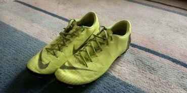 Majica na kragnu - Srbija: Nike Mercurial su jako kvalitetne, udobne kopačke za fudbal. Korišćene