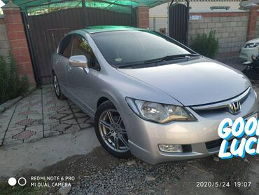 Honda Civic 1.8 л. 2008 | 144 км