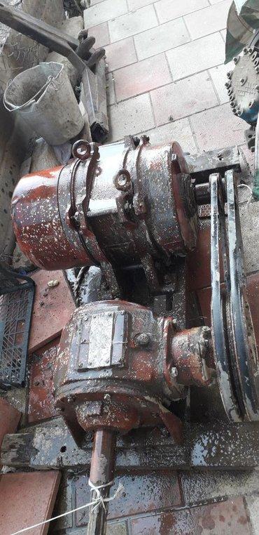 Yük və kənd təsərrüfatı nəqliyyatı Tovuzda: Generator