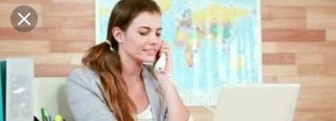 Bakı şəhərində Rus dilli reseption teleb olunur, hansı qrafiki ıstesez seçe
