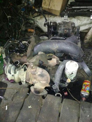 Продам двигатель хундай сантофэ в Бишкек