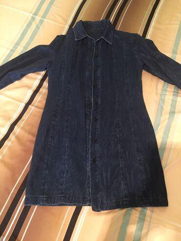 Ženski teksas mantil