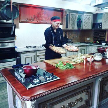 золотые серьги с бирюзой ссср in Кыргызстан | СЕРЬГИ: Повар Горячий цех. Без опыта. Кафе