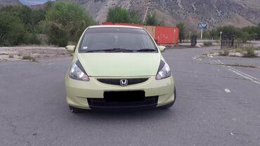 Honda - Кыргызстан: Продается авто Honda fit 2005 года рестайлинг цвет хаки состояние