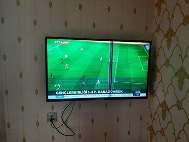 Tv smart 108 ekran yeni 43 duyum ekraninda xetler duwun uwaq oyuncag
