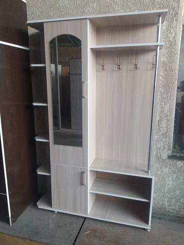 Отдельностоящий   Распашной шкаф, Модульный шкаф 120 * 190 * 30