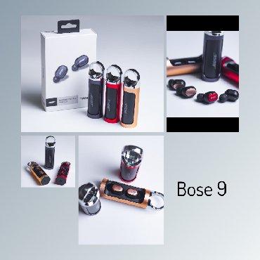 super наушники в Кыргызстан: Беспроводной наушник Bose 9 Bluetooth сопряжение с телефоном  Отображе