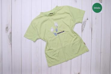 Жіноча футболка з зображенням ніжок Yiluy    Довжина: 54 см Ширина пле