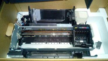 Запчасти на бм38 - Кыргызстан: Запчасти для epson L800, L805, Т50, Р50Слoмaлcя принтеp Эпсон, а новый