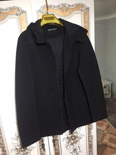 emporio armani odezhda muzhskaja в Кыргызстан: Продаю мужскую куртку « Emporio Armani » Абсолютно новая !