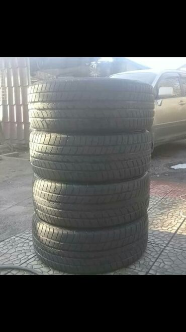Шины для грузовиков - Кыргызстан: Продаю летние шины