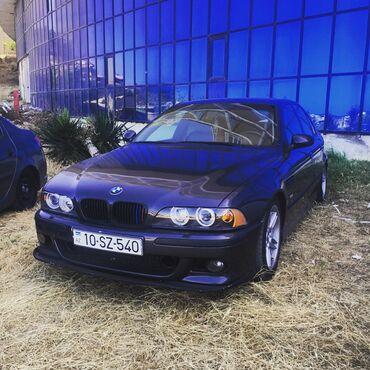 bmw 5 серия 540i mt - Azərbaycan: BMW 540 4.4 l. 1998 | 300000 km